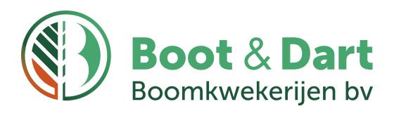 Boot & Dart Logo